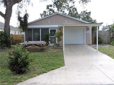 Bonita Springs Single Family Home For Sale: 10360 Indiana St