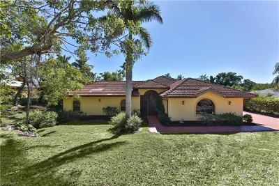 Marco Island Single Family Home For Sale: 1841 Olds Ct