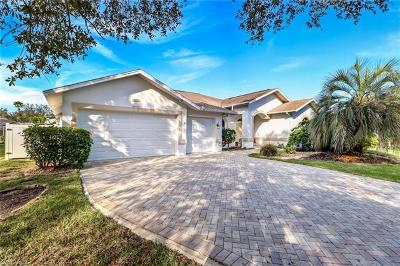 Fort Myers Single Family Home For Sale: 19530 Devonwood Cir