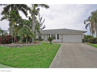 Marco Island Single Family Home For Sale: 1369 Merrimac Ave