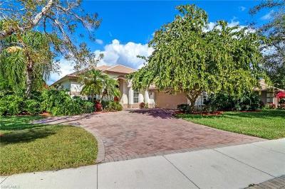 Naples FL Single Family Home For Sale: $586,000