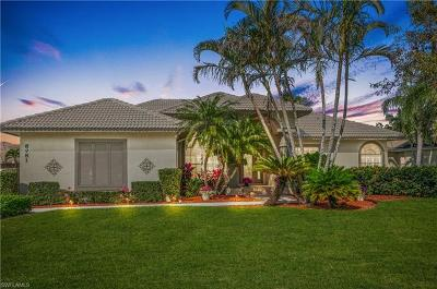 Single Family Home For Sale: 8981 Lely Island Cir