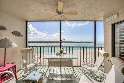 Fort Myers Beach Condo/Townhouse For Sale: 8402 Estero Blvd #703