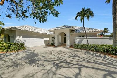 Marco Island Single Family Home For Sale: 1021 E Inlet Dr