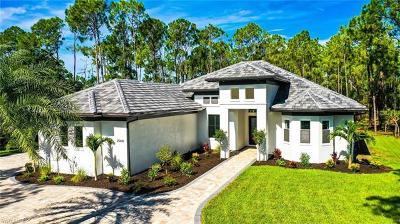 Bonita Springs Single Family Home For Sale: 25608 Luci Dr
