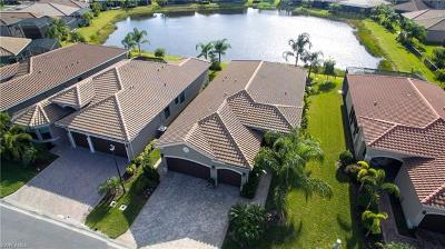 Fort Myers Single Family Home For Sale: 11619 Stonecreek Cir
