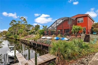 Bonita Springs Single Family Home For Sale: 27329 Jolly Roger Ln