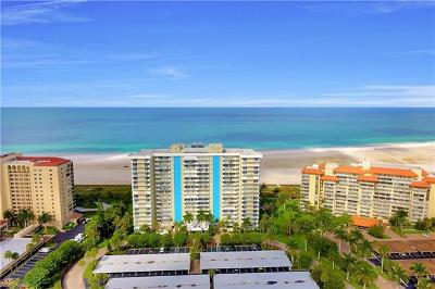 Marco Island Condo/Townhouse For Sale: 140 Seaview Ct #1605