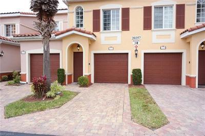 Estero Condo/Townhouse For Sale: 20257 Royal Villagio Ct #207