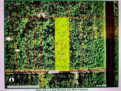 Naples Residential Lots & Land For Sale: 0000 SE 32nd Ave