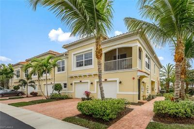 Estero Condo/Townhouse For Sale: 8500 Violeta St #204