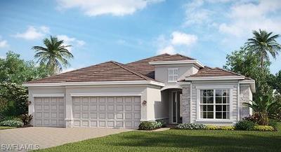 Bonita Springs Single Family Home For Sale: 16470 Bonita Landing Cir