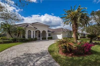 Single Family Home For Sale: 8953 Lely Island Cir