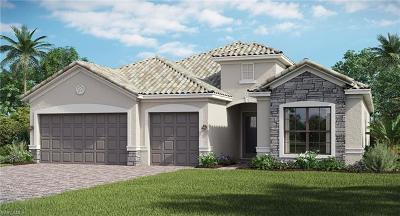 Fort Myers Single Family Home For Sale: 11998 Bay Oak Dr