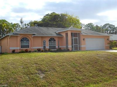 Fort Myers Single Family Home For Sale: 18331 Useppa Rd