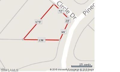 Bonita Springs Residential Lots & Land For Sale: 12050 Circle Dr