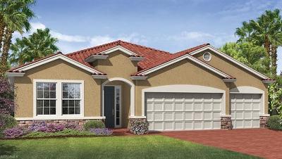 Cape Coral Single Family Home For Sale: 3087 Amadora Cir