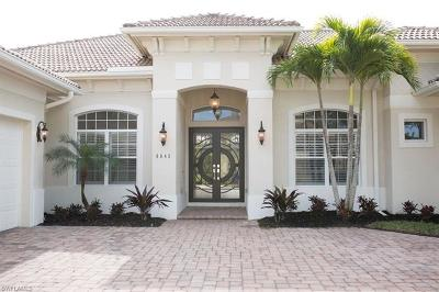 Naples Single Family Home For Sale: 6845 Il Regalo Cir