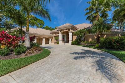 Bonita Springs Single Family Home For Sale: 24531 Woodsage Dr