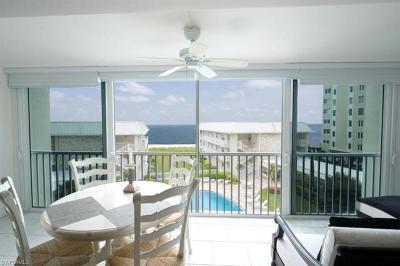 Condo/Townhouse For Sale: 2875 N Gulf Shore Blvd #408