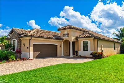 Naples Single Family Home For Sale: 9502 Piacere Way