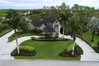 Marco Island, Naples Single Family Home For Sale: 13456 Rosewood Ln