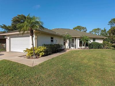 Bonita Springs Single Family Home For Sale: 25432 Carney Cir