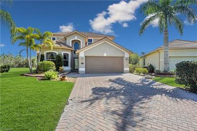 Estero Single Family Home For Sale: 13869 Sorano Ct