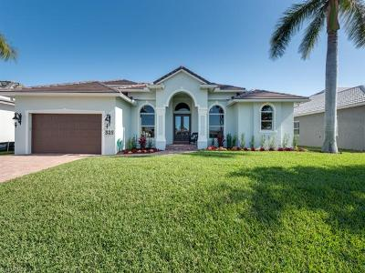 Marco Island Single Family Home For Sale: 325 Marquesas Ct