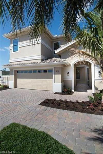Fort Myers Single Family Home For Sale: 8161 Venetian Pointe Drive Dr
