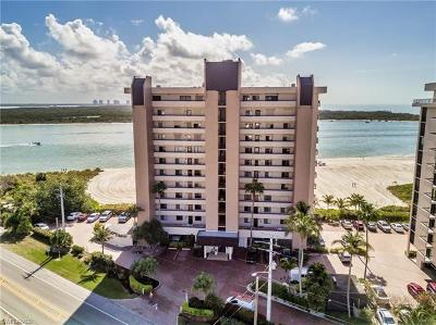 Fort Myers Beach Condo/Townhouse For Sale: 8402 Estero Blvd #604