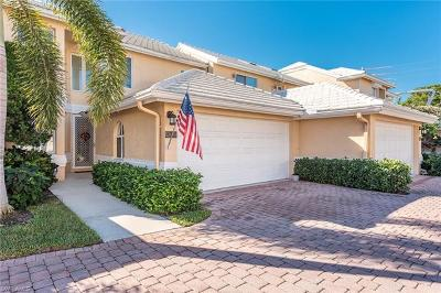 Naples Single Family Home For Sale: 3630 Belair Ln #16