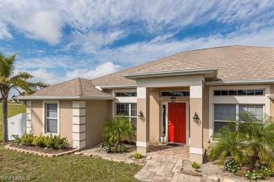 Cape Coral Single Family Home For Sale: 2221 NW 4th Ter
