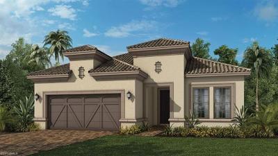 Bonita Springs Single Family Home For Sale: 23706 Pebble Pointe Ln