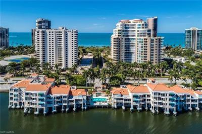 Condo/Townhouse For Sale: 4530 N Gulf Shore Blvd #2-312