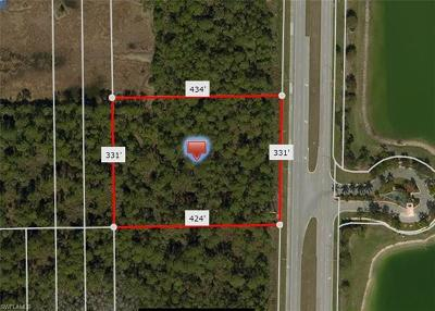 Naples Residential Lots & Land For Sale: 14431 Immokalee Rd