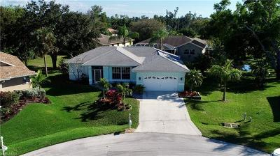 Fort Myers Single Family Home For Sale: 6341 Emerald Bay Ct