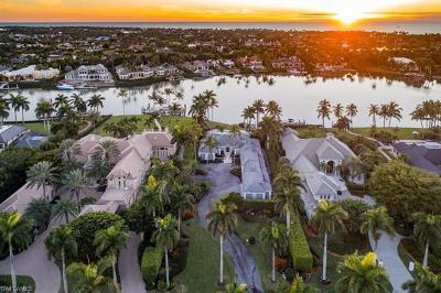 Naples FL Single Family Home For Sale: $8,495,000