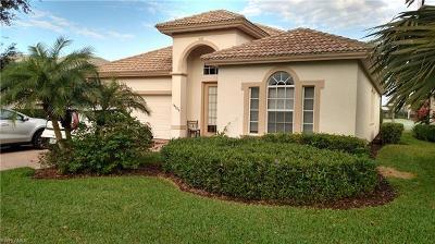 Bonita Springs Single Family Home For Sale: 14566 Speranza Way