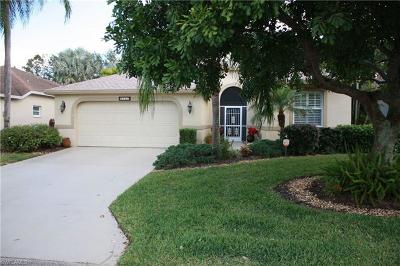 Estero Single Family Home For Sale: 9257 Lanthorn Way