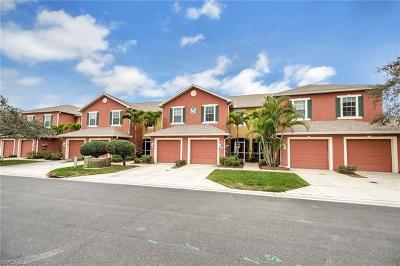 Fort Myers Condo/Townhouse For Sale: 3647 Pine Oak Cir #106