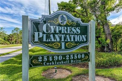 Bonita Springs Condo/Townhouse For Sale: 25500 Cockleshell Dr #503