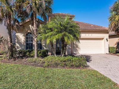 Naples Single Family Home For Sale: 16143 Parque Ln