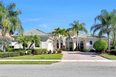 Fort Myers Single Family Home For Sale: 12831 Kingsmill Way