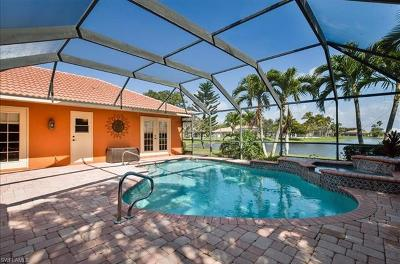 Fort Myers Single Family Home For Sale: 9939 Mar Largo Cir