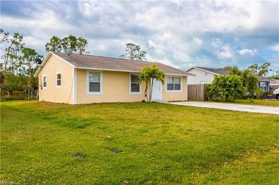 Single Family Home For Sale: 5246 Texas Ave