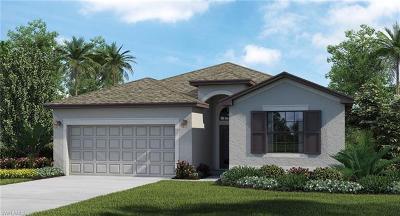Fort Myers Single Family Home For Sale: 14355 Vindel Cir