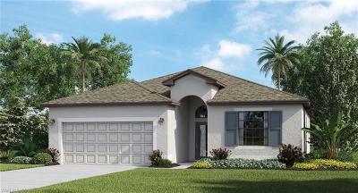 Fort Myers Single Family Home For Sale: 14342 Vindel Cir