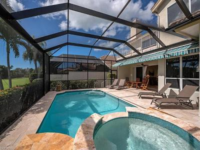 Naples Single Family Home For Sale: 3844 Clipper Cove Dr