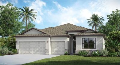 Fort Myers Single Family Home For Sale: 3114 Sedano Ct